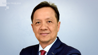 Parisotat Punnabhum, CP Foods' Executive Vice President of Human Resources