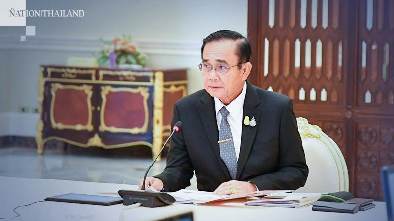 Prime Minister Prayut Chan-o-cha (Photo Credit: Royal Thai Government website)