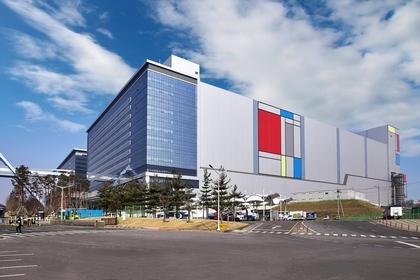 V1 line in Hwaseong, Gyeonggi Province (Samsung Electronics)