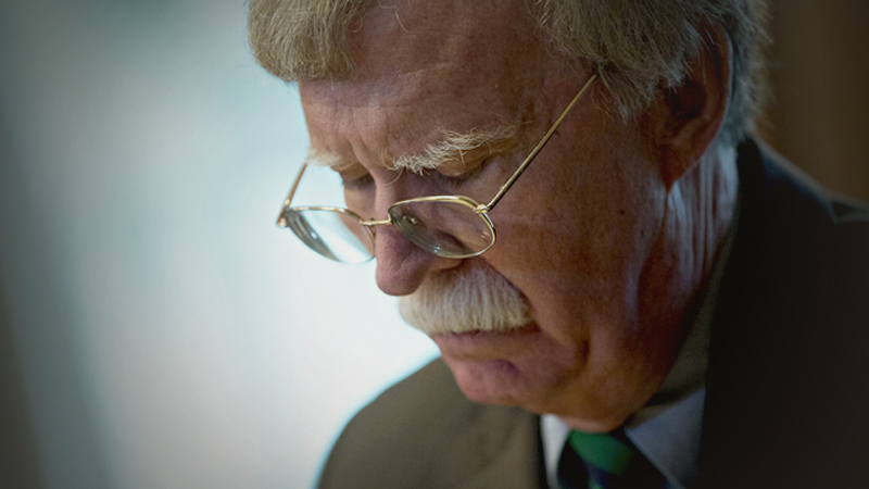 John Bolton/ File Photo by Syndication Washington Post