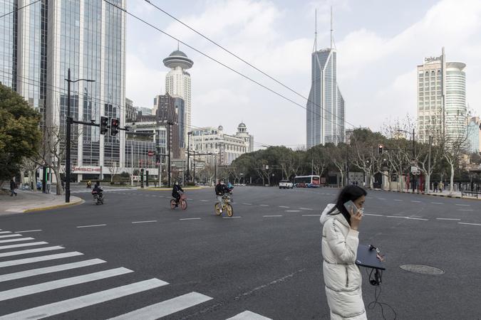File Photo of Shanghai street/Syndication Washington Post, Bloomberg
