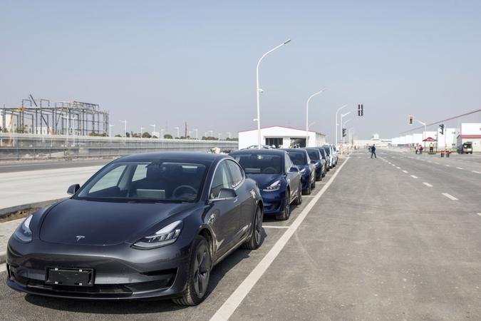 File Photo of Tesla/ Syndication Washington Post, Bloomberg