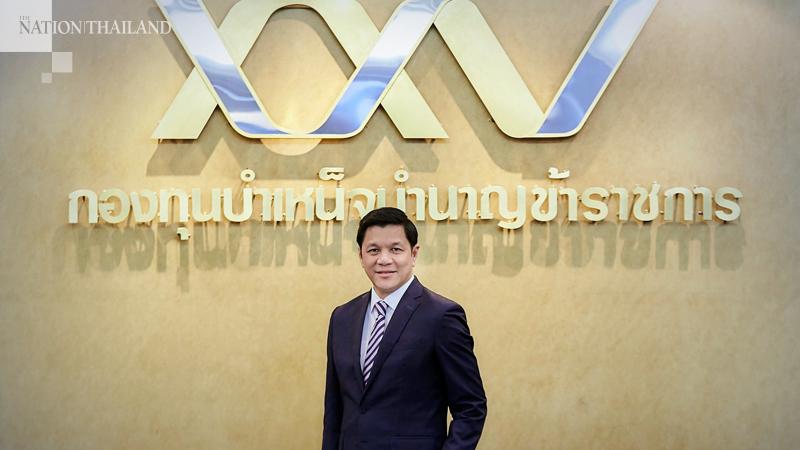 GPF Secretary-general Vitai Ratanakorn