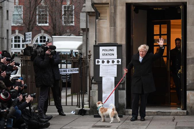 Prime Minister Boris Johnson /File Photo / Getty Images