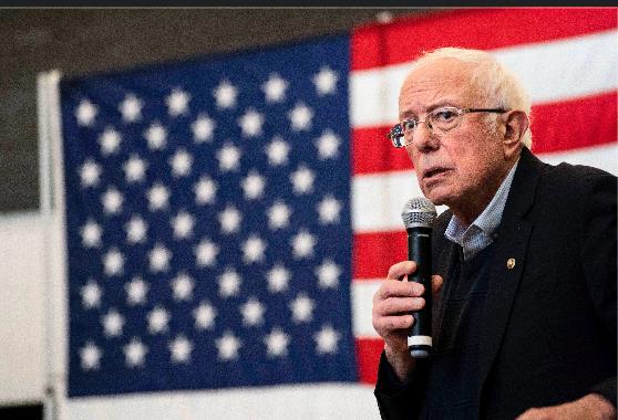 Bernie Sanders/file photo : Syndication Washington Post
