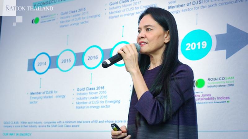 Somruedee Chaimongkol, the company's chief executive officer