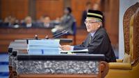 Dewan Rakyat speaker Datuk Mohamad Ariff Md Yusof at parliament. - filepic