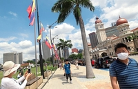 Several incentives in the 2020 Economic Stimulus Package could potentially help to boost local tourism amid the Covid-19 crisis. — AZMAN GHANI/The Star
