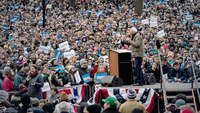 File photo of Bernie Sanders/ Syndication Washington Post