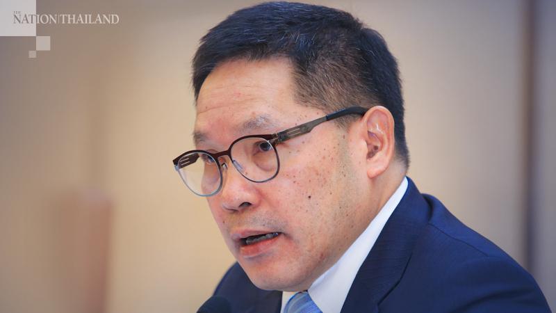 Finance Minister Uttama Savanayna