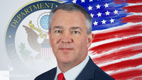 Newly appointed United States Ambassador to Thailand Michael G DeSombre