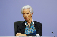 European Central Bank President Christine Lagarde /File photo: Syndication Washington Post, Bloomberg