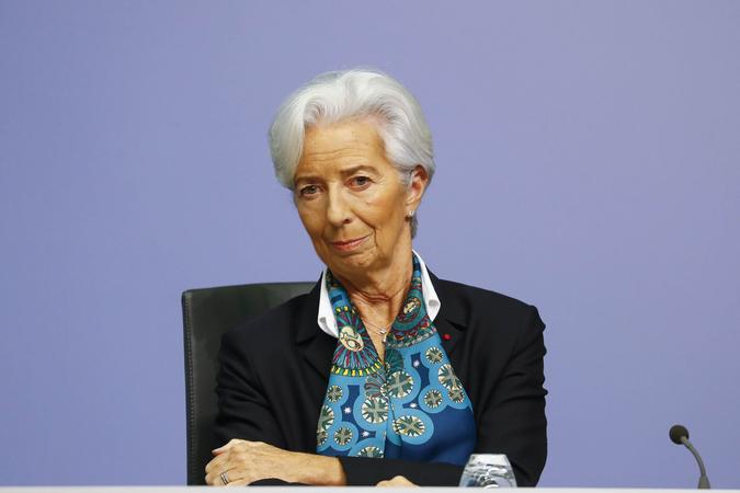 European Central Bank President Christine Lagarde /File photo: Syndication Washington Post, Bloomberg