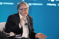 Bill Gates/ File photo by Syndication Washington Post
