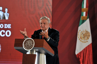 Mexican President Andres Manuel Lopez Obrador /Getty Images