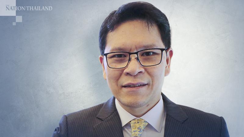 Central bank governor Veerathai Santiprabhob