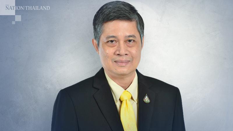 Deputy governor Mathee Supapongse