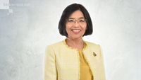 Vachira Arromdee, Bank of Thailand's assistant governor.