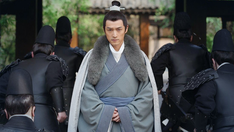 Hu Ge in a scene from Nirvana In Fire. Photo: dimsum