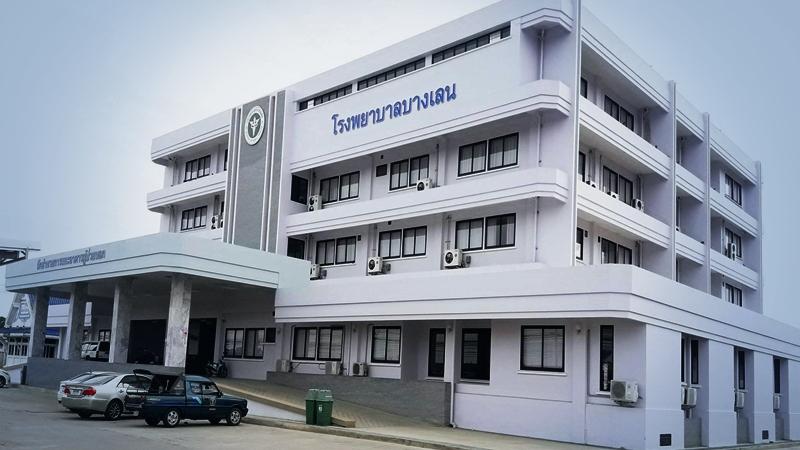 Photo Credit to Bang Len Hospital
