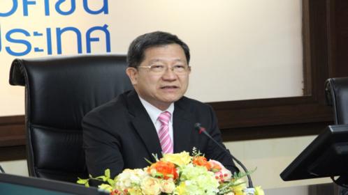 Sophon Mekthon, GPO chairman
