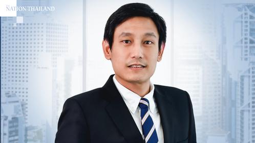 Komsorn Prakaophol, chief of the TISCO economic strategy unit