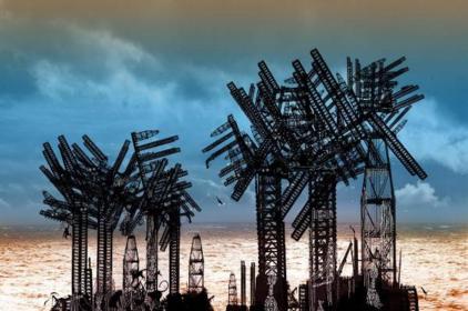 Caspian Palms, Almagul Menlibayeva (Finalist, The 2020 Sovereign Asian Art Prize)