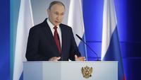 File photo of Russian President Vladimir Putin/ Syndication Washington Post