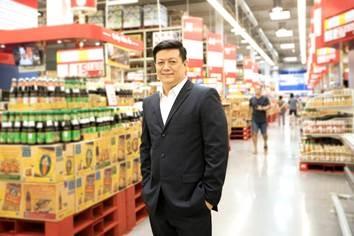 Phidsanu Pongwatana, senior executive vice president of the Hyper & Market Operations of Big C Supercenter Plc.