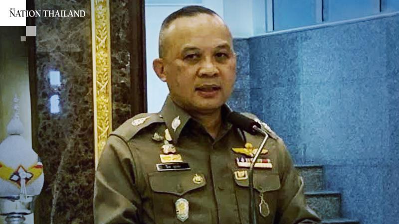 Pol Lt-General Piya Uthayo, spokesperson of the Royal Thai Police