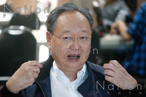 Energy Minister Sontirat Songtijirawong