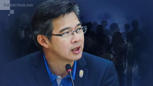 Dr Taweesin Visanuyothin, CCSA spokesman