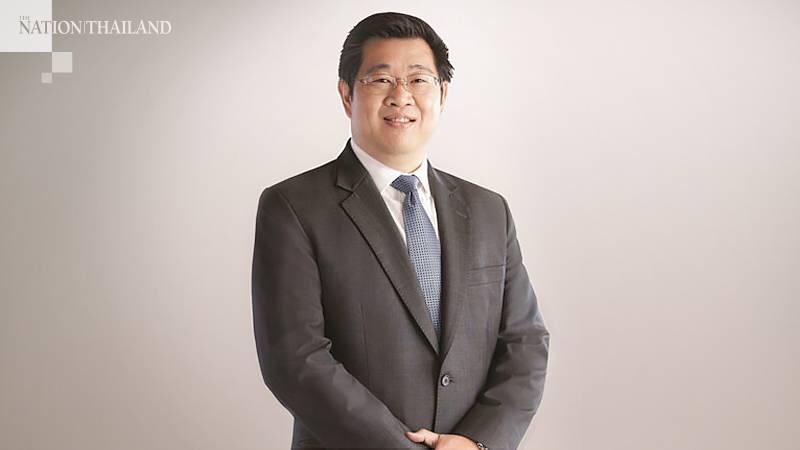 President of the Deposit Protection Agency (DPA) Songpol Chevapanyaroj