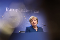 German Chancellor Angela Merkel/File photo by Syndication Washington Post