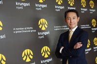Seiichiro Akita, the bank's president and CEO