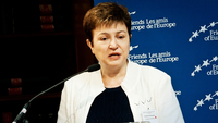 Kristalina Georgieva (Photo: Flickr)