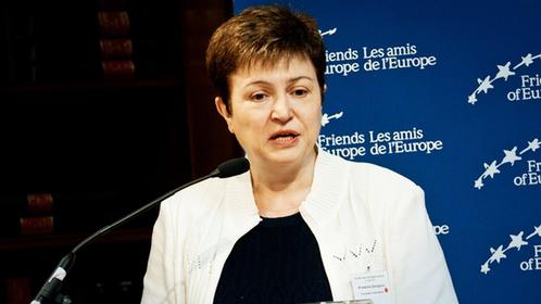 Kristalina Georgieva (Photo: Flickr)
