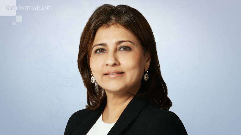 Suchitra Lohia, chairperson of the foundation.