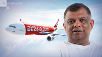 Air Asia founder Tony Fernandes