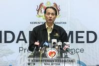 Health director-general Datuk Dr Noor Hisham Abdullah. - MUHAMAD SHAHRIL ROSLI/The Star