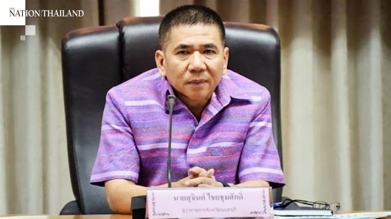 Nonthaburi Governor Sujin Chaichumsak