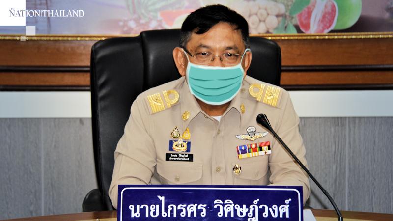 Kraisorn Wisitwong, Pattani Governor