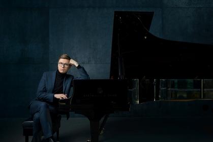 Pianist Vikingur Olafsson. MUST CREDIT: Ari Magg