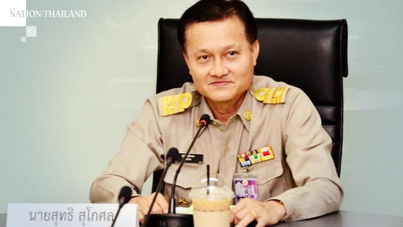 Labour ministry permanent secretary Sutthi Sukosol