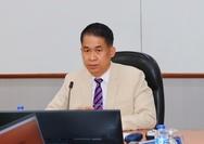 Department of Skill Development's director-general Thawat Benjathikul