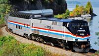 Photo credit: Amtrak