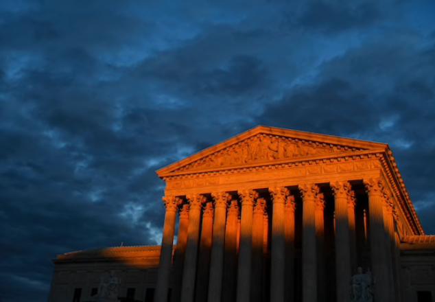 The United States Supreme Court. MUST CREDIT: Washington Post photo by Jonathan Newton Photo by: Jonathan Newton — The Washington Post