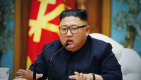 North Korean leader Kim Jong-un (KCNA-Yonhap)