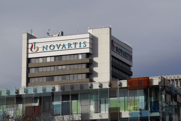 The Novartis campus in Basel, Switzerland, on Jan. 16, 2019. MUST CREDIT: Bloomberg photo by Stefan Wermuth
