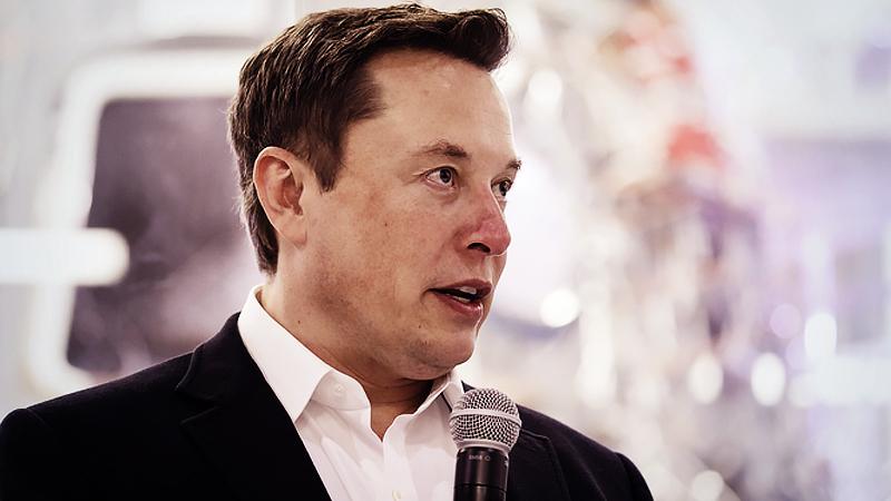 File photo of Elon  Musk